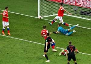 Terkadang urusan sentimeter bisa menentukan gol atau tidak gol. Goal Indonesia bersama dengan Opta mengungkapkan sejumlah tim yang paling sial karena peluangnya digagalkan tiang di gelaran Piala Dunia 2018 kemarin.