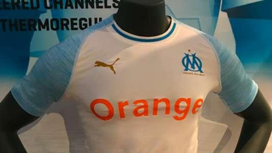 Marseille home kit 2018-19