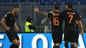 Edin Dzeko, Roma, Serie A, 16092017