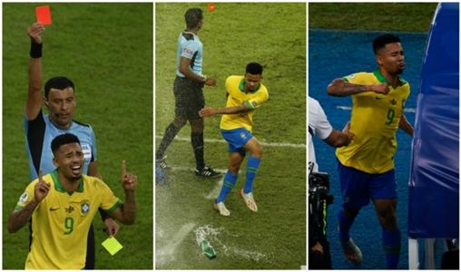 VIDEO-Highlights, Copa America: Brasilien - Peru 3:1
