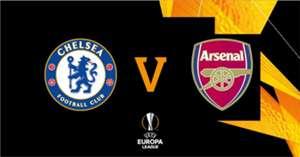 Chelsea vs Arsenal Europa League Final 2019
