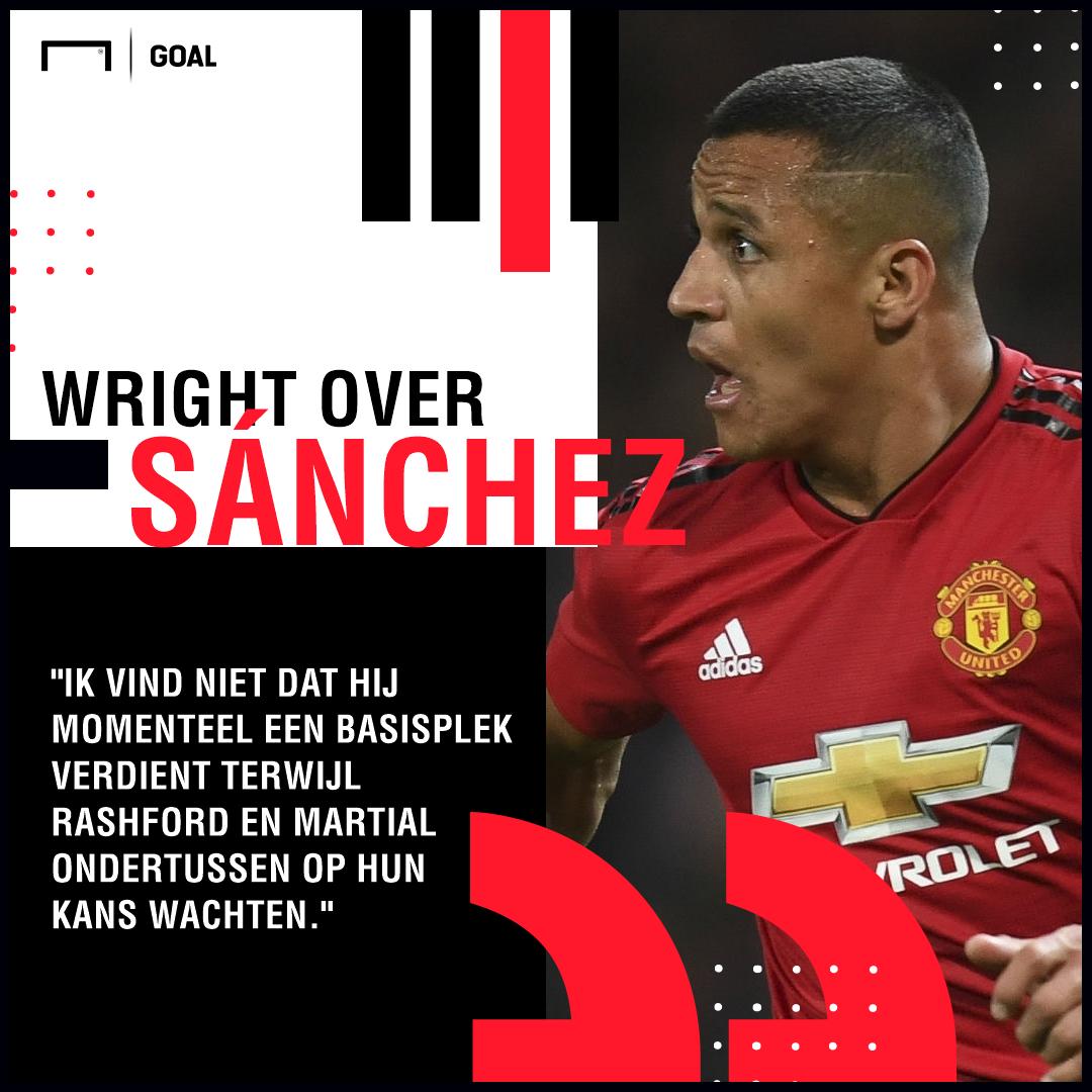 GFX Ian Wright over Sánchez