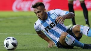 Lautaro Martinez Racing Club Inter 16022018