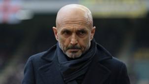 Luciano Spalletti Inter Bologna Serie A 02112018