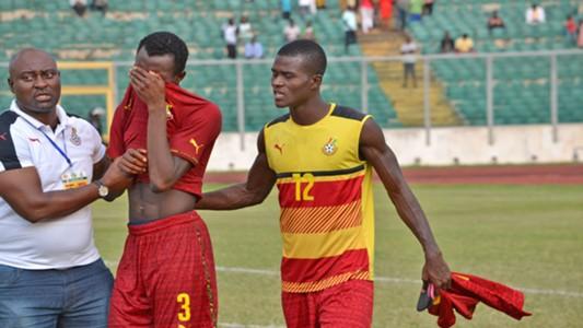 Ghana v Burkina Faso