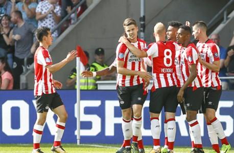 PSV - Roda JC, 27082017