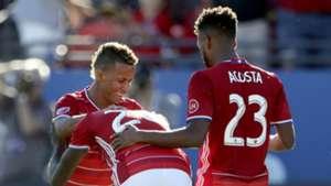 Michael Barrios Kellyn Acosta FC Dallas