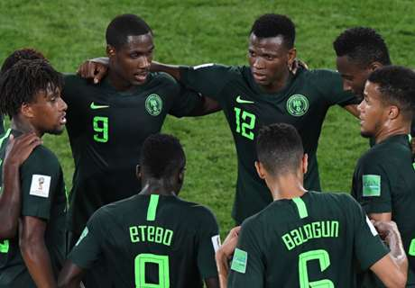 'Super Eagles working hard to put things right'