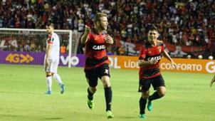 Thomas e Osvaldo Sport Recife Flamengo Brasileirao Serie A 07062017