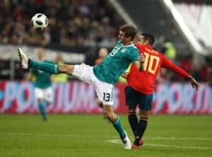 Thomas Muller vs Thiago Alcantara