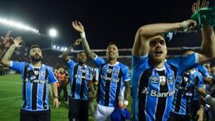 Lucas Barrios Bressan Douglas Marcelo Oliveira Gremio campeao Copa Libertadores 29112017