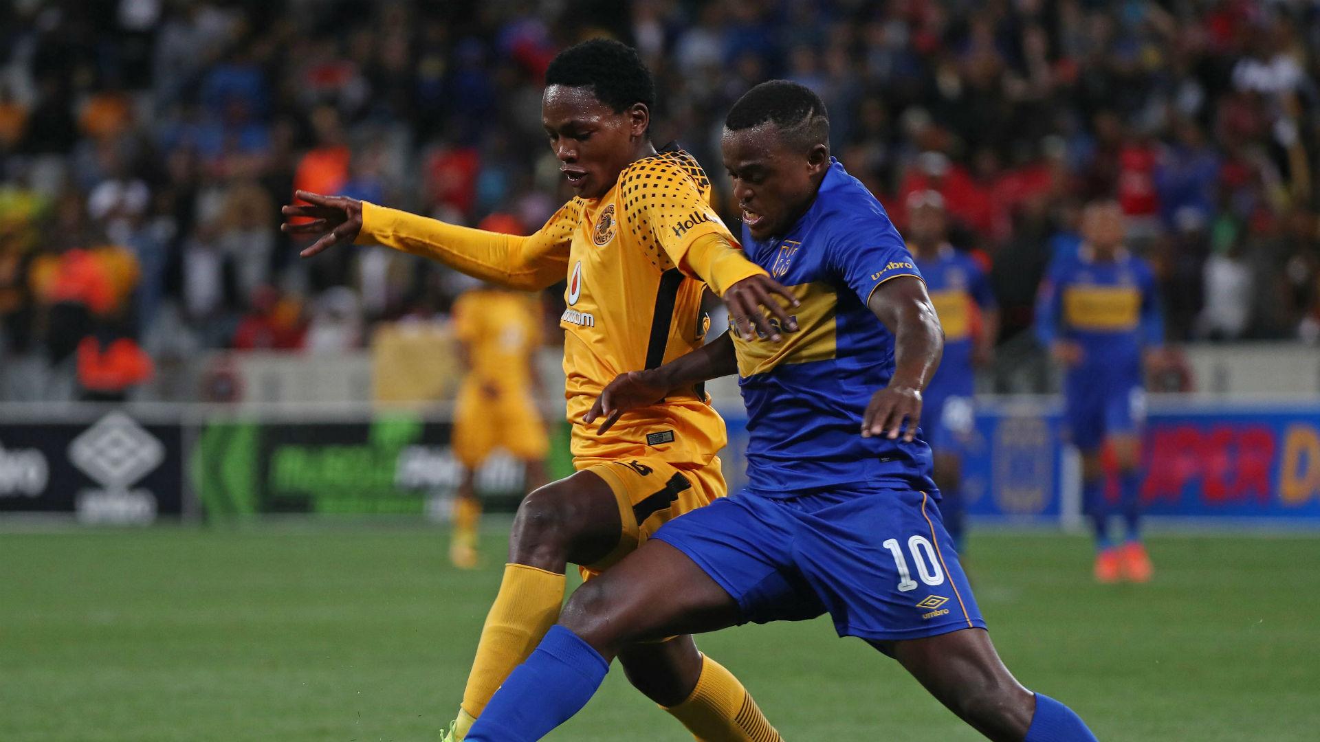 Kaizer Chiefs, Wiseman Meyiwa & Cape Town City, Ayanda Patosi