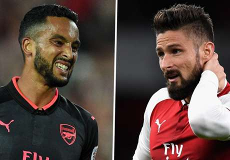 'Walcott and Giroud didn't want to leave'