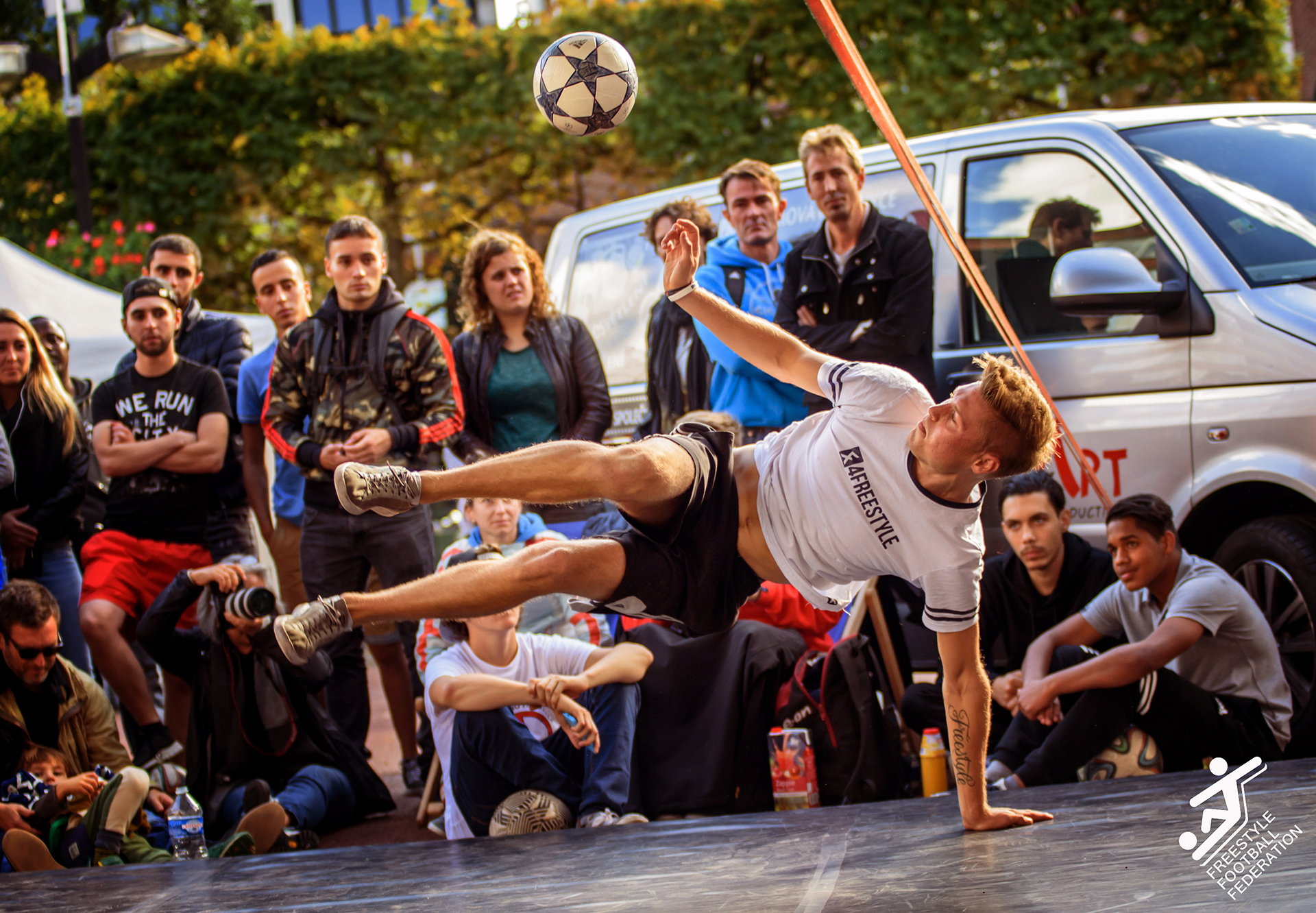 European Freestyle Football