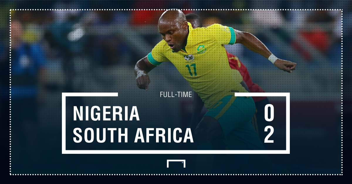 Bafana beat Nigeria PS