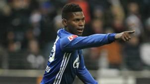 Breel Embolo FC Schalke 04 16122017