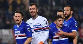 Emiliano Viviano Roma Sampdoria Serie A