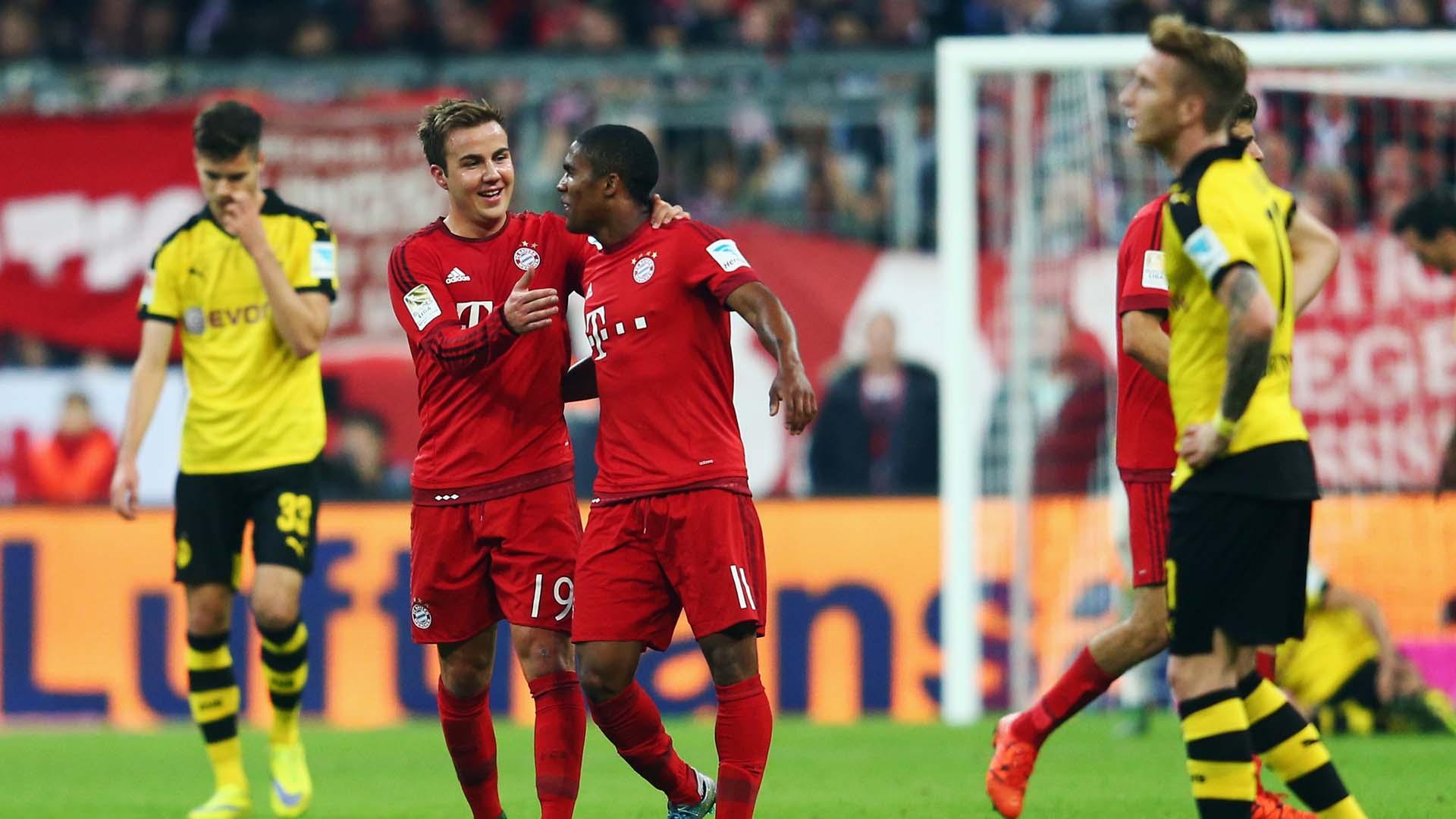 Borussia Dortmund FC Bayern München 2015