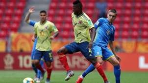 Colombia Ucrania Mundial Sub 20