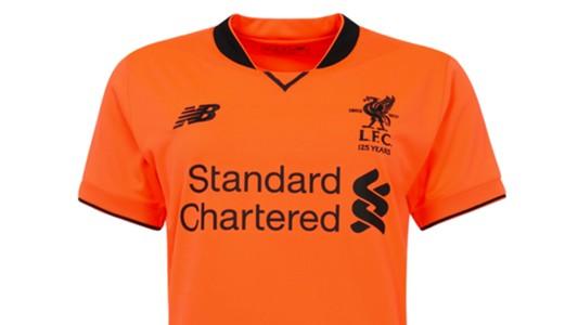 Liverpool Third Kit 2017-18