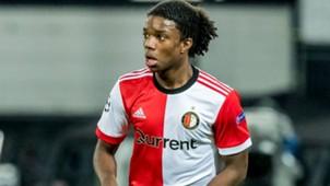 Tyrell Malacia, Feyenoord, Champions League 12062017