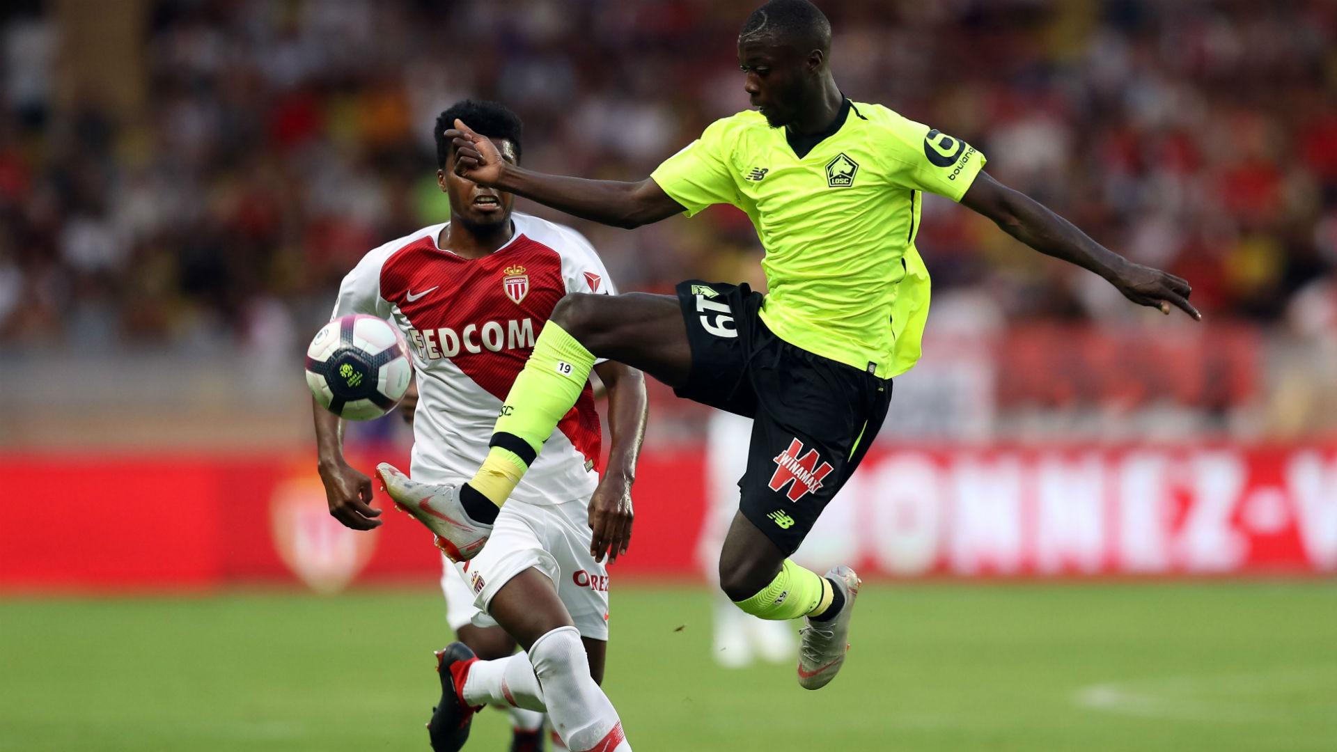 Sous Les Yeux De Di R Deschamps Las Monaco A Ete Tenue En Echec Par Le Losc   Falcao A Manque Un Penalty