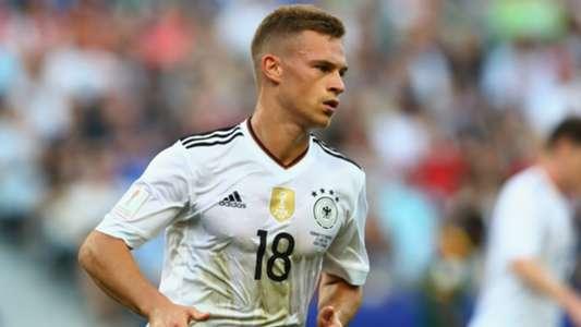 Joshua Kimmich Germany Confederations Cup