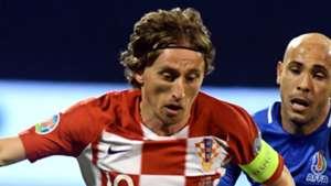 Luka Modric Croatia 2019