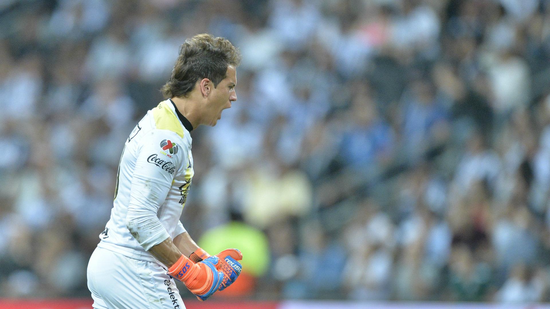 Sebastián Sosa Morelia Liga MX Apertura 2018