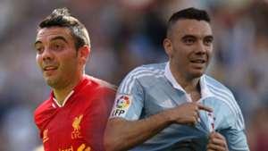 Iago Aspas, Liverpool to Celta