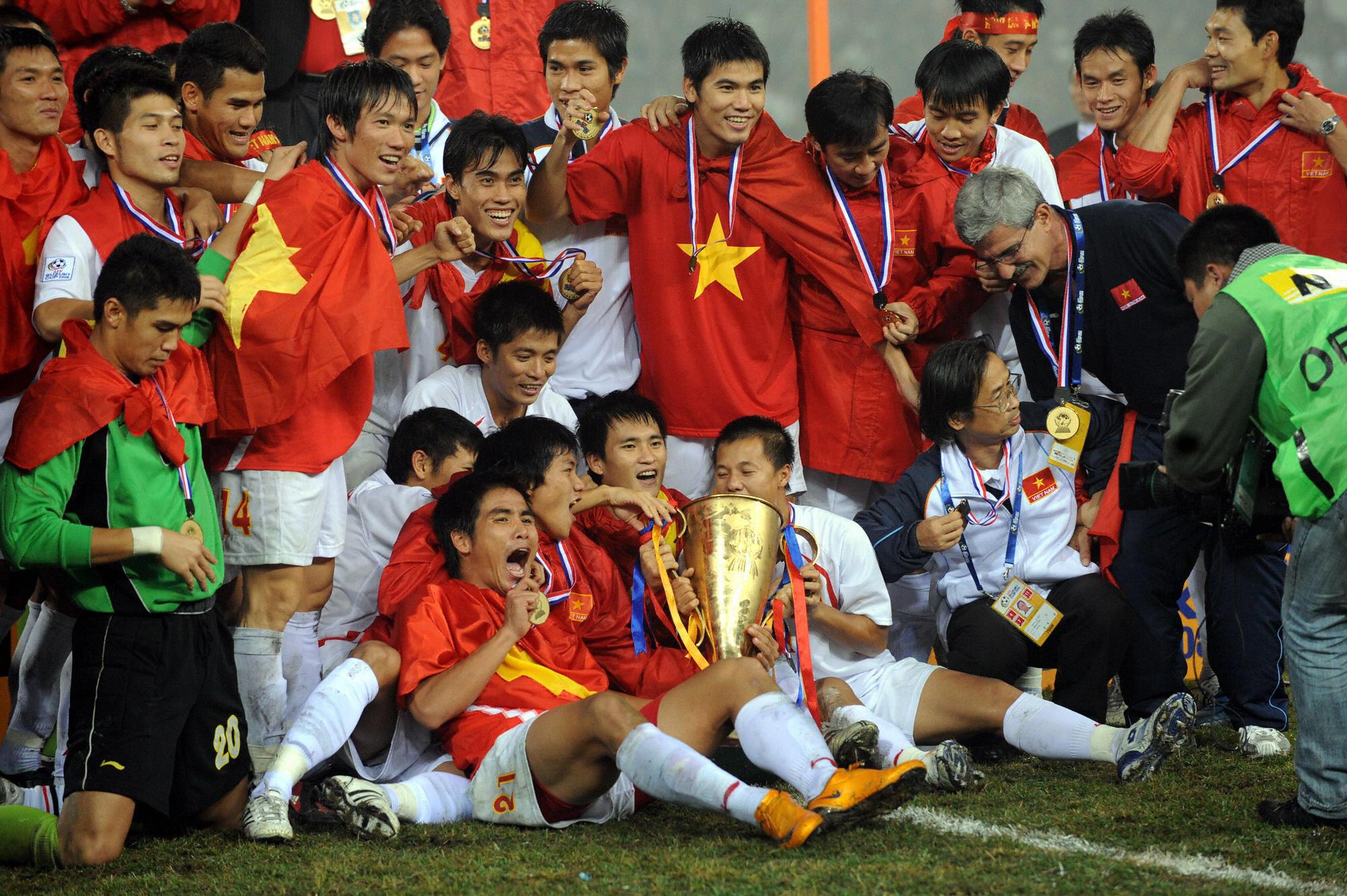 Vietnam, AFF Championship 2008