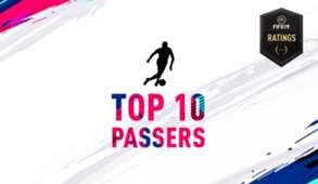 FIFA 19 Passers