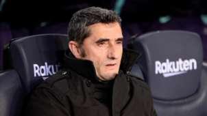 Ernesto Valverde Barcelona Levante Copa del Rey 17012019