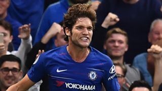 Marcos Alonso Chelsea 2018-19