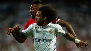 Marcelo Jerome Boateng Real Madrid Bayern Munich UCL 18042017