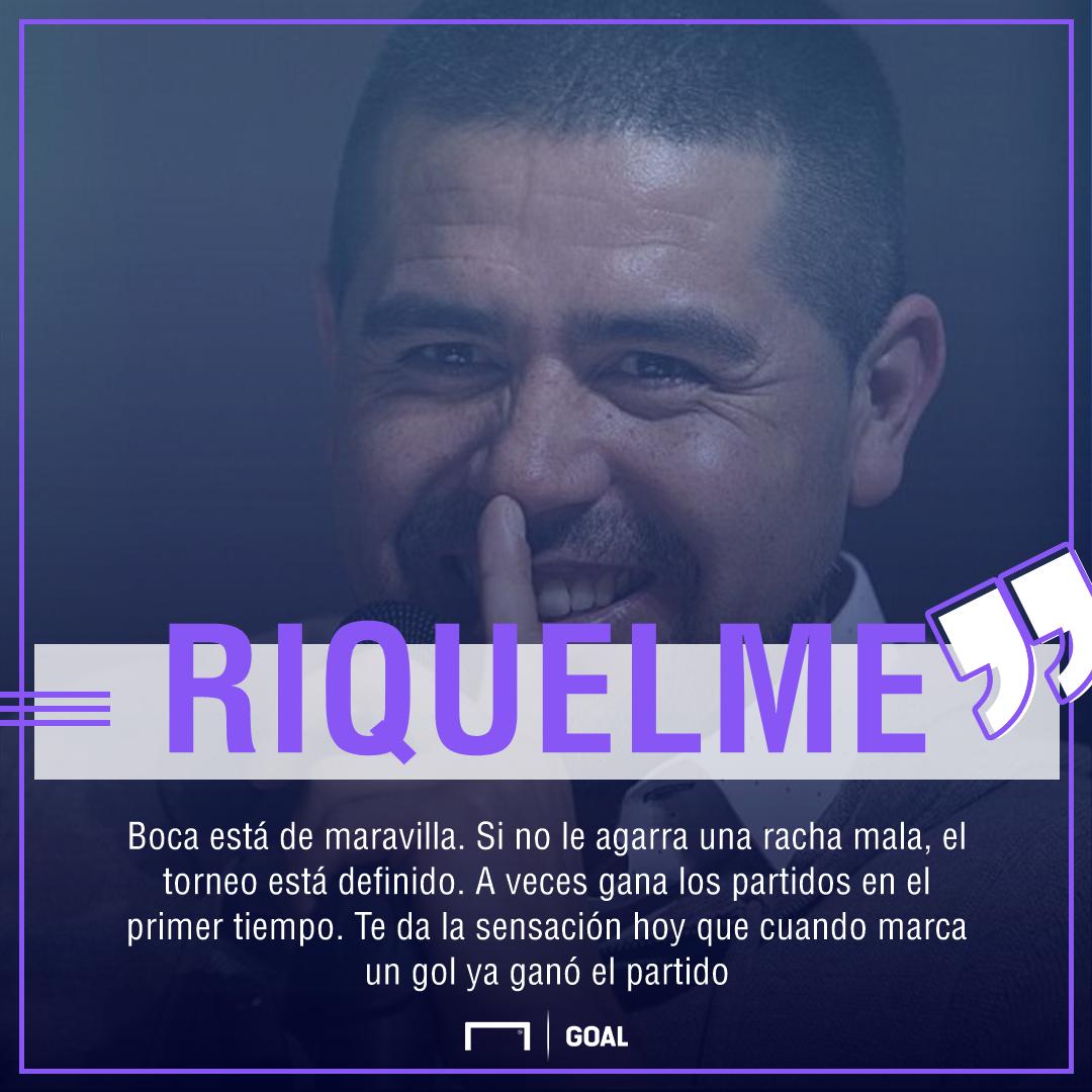 PS Riquelme Boca 10112017