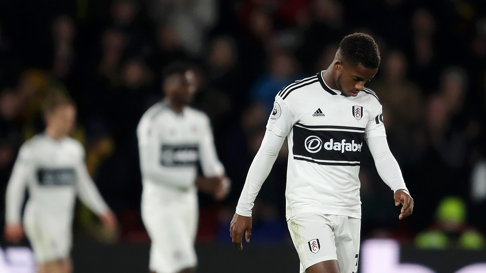 Fulham relegated after defeat at Watford