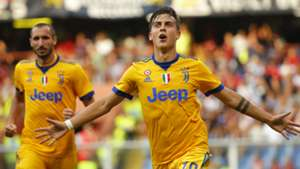 'No.10 shirt is bringing me luck' - Dybala pleased with early season form