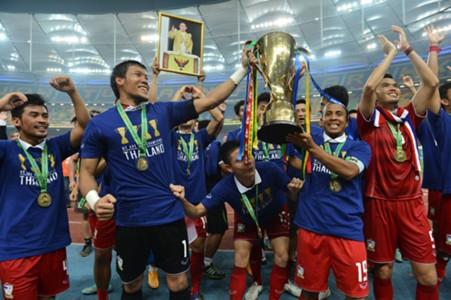 ทีมชาติไทย - AFF Suzuki Cup 2014