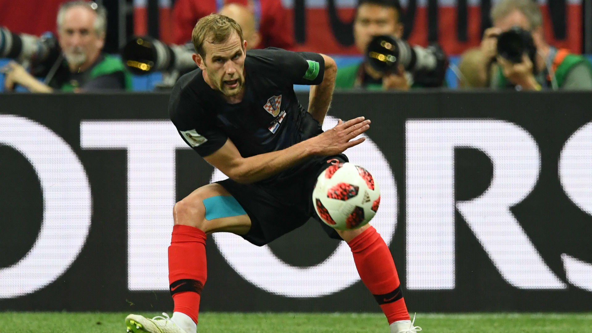 croatia england - ivan strinic - world cup - 11072018