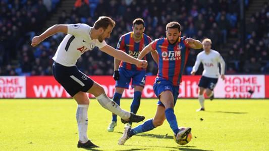 Harry Kane Crystal Palace Tottenham Premier League