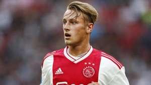 Kaj Sierhuis, Ajax 08112018