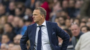 John van den Brom, Ajax - AZ, Eredivisie 10072018
