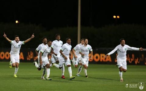 Al Ahli vs. Al Faiha - Saudi King's Cup