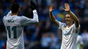 Gareth Bale Luka Modric Real Madrid