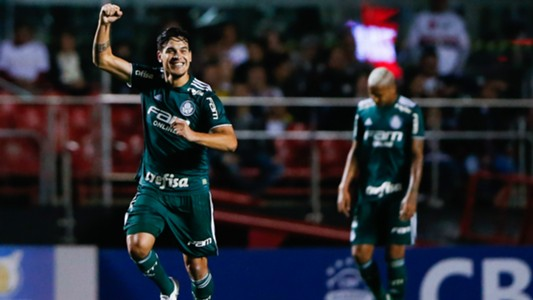 Gustavo Gómes - São Paulo x Palmeiras - 6/10/2018