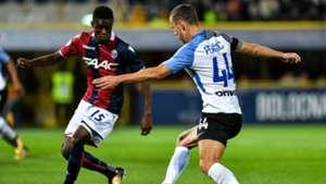 Ibrahima Mbaye Ivan Perisic Bologna Inter