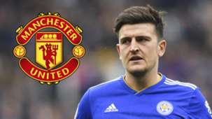 Harry Maguire Man Utd