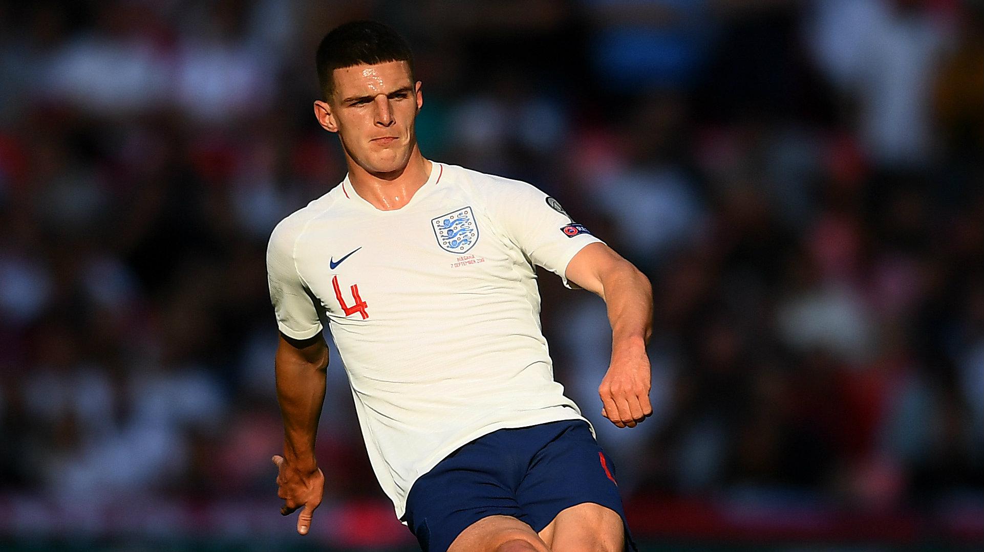 Declan Rice England 2019-20