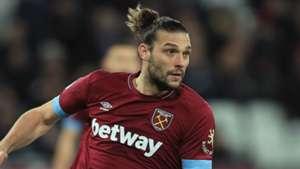 Andy Carroll West Ham 2018-19